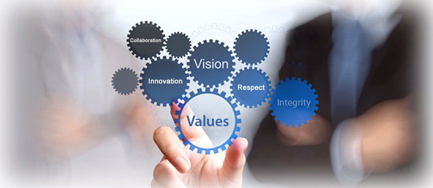 values and vision